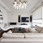 Luxurious and spacious hall made for comfort living