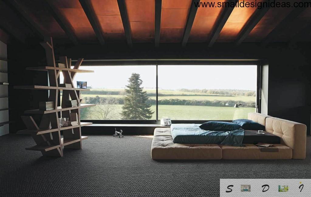 Dzen interior makes you relax easily