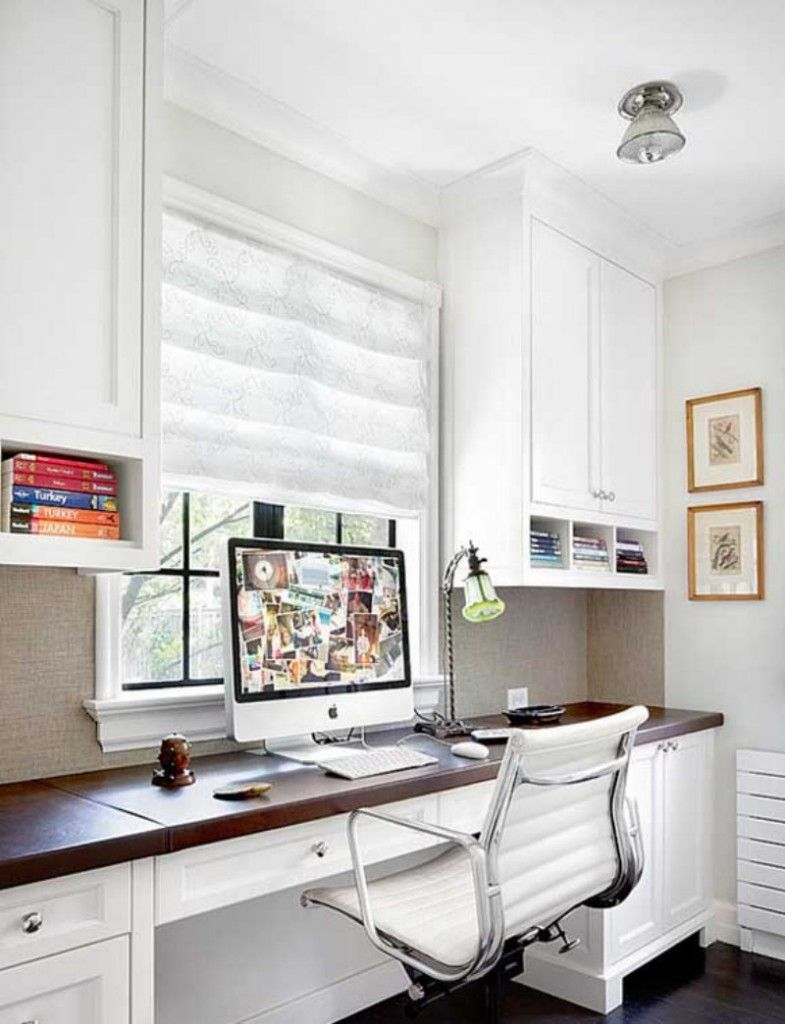 Home office design ideas for Small home office furniture ideas