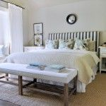 bedclothes is one of the details in design of a bedroom