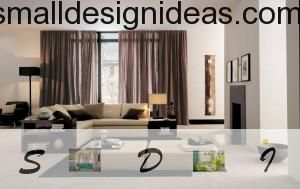 Furniture as a centerpiece of hall design