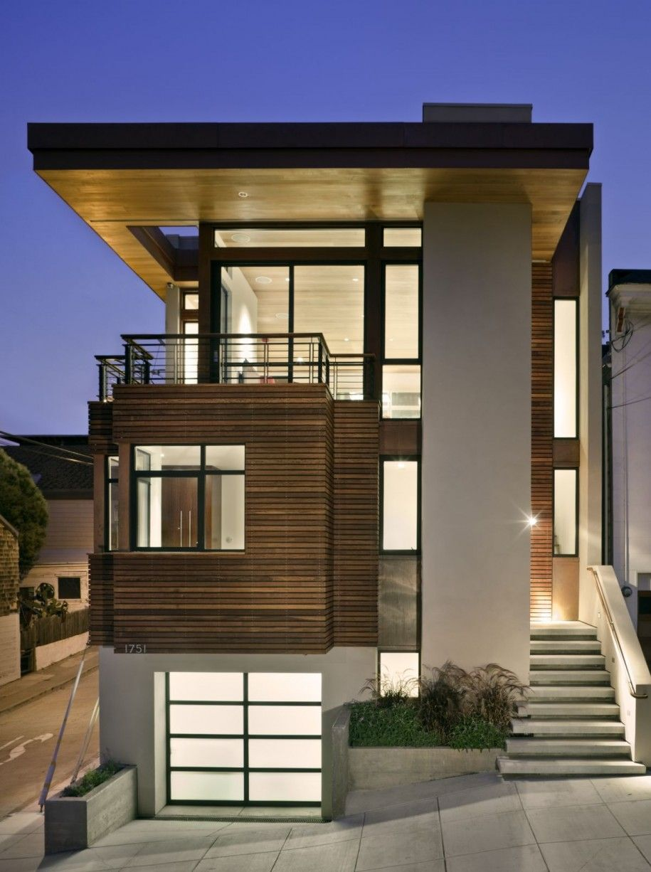 Sweet Modern Home Design With