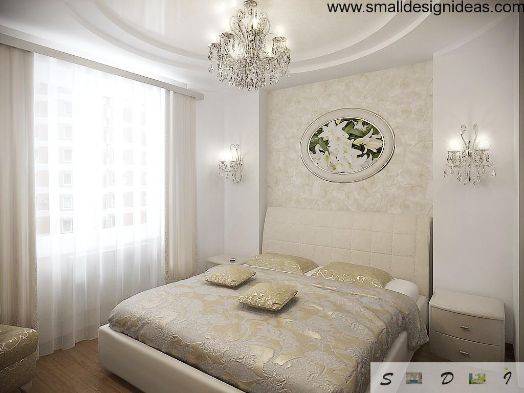 Special lighting can make your bedroom more relaxing