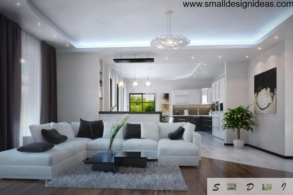 Scandinavian style of interior decor