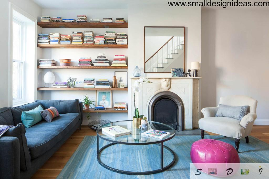 Country House Living Room Design Ideas for the sporty minimalistic fresh light living room interior