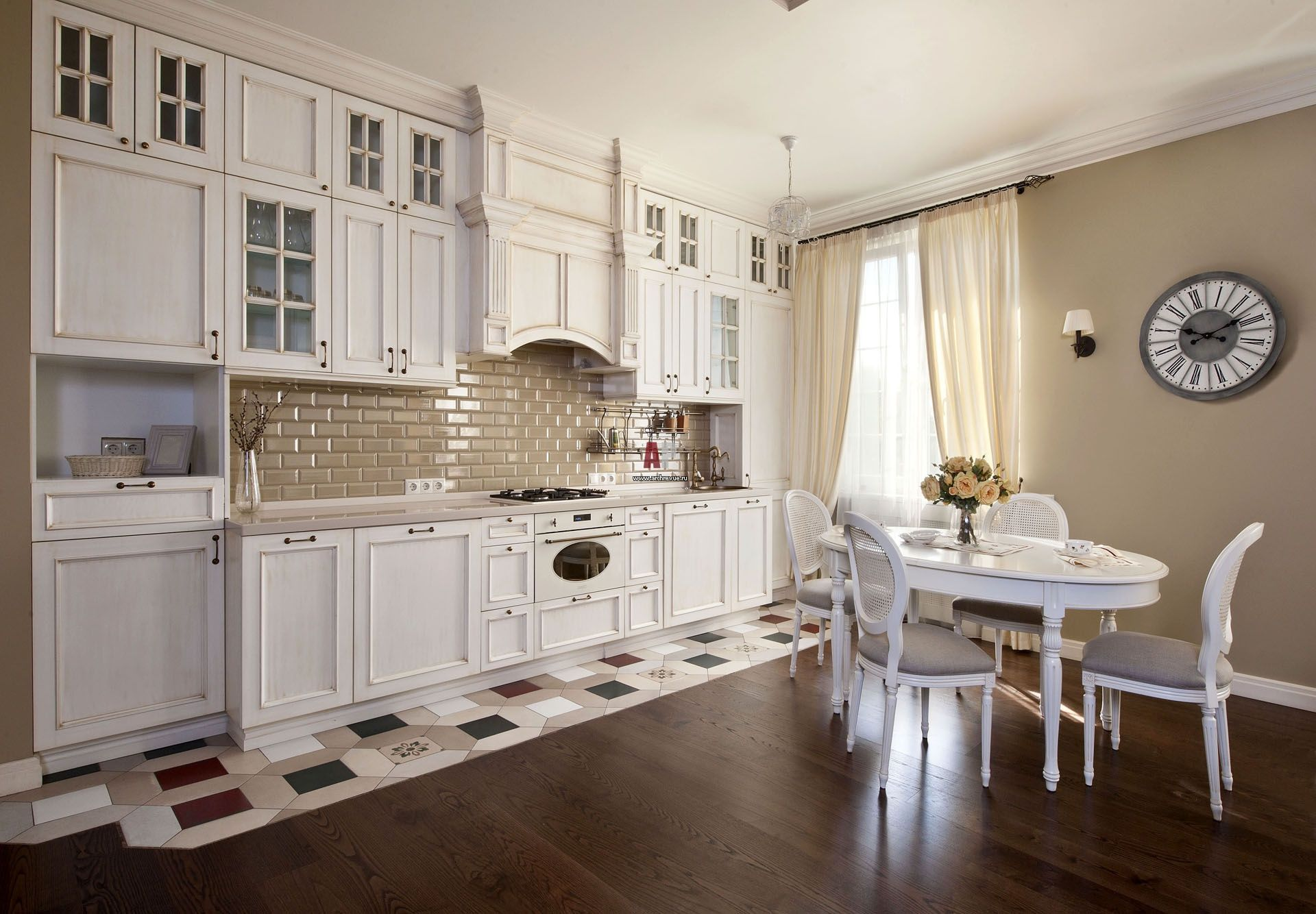 design of the kitchen dining area one row provence styled modern kitchen with dark laminate