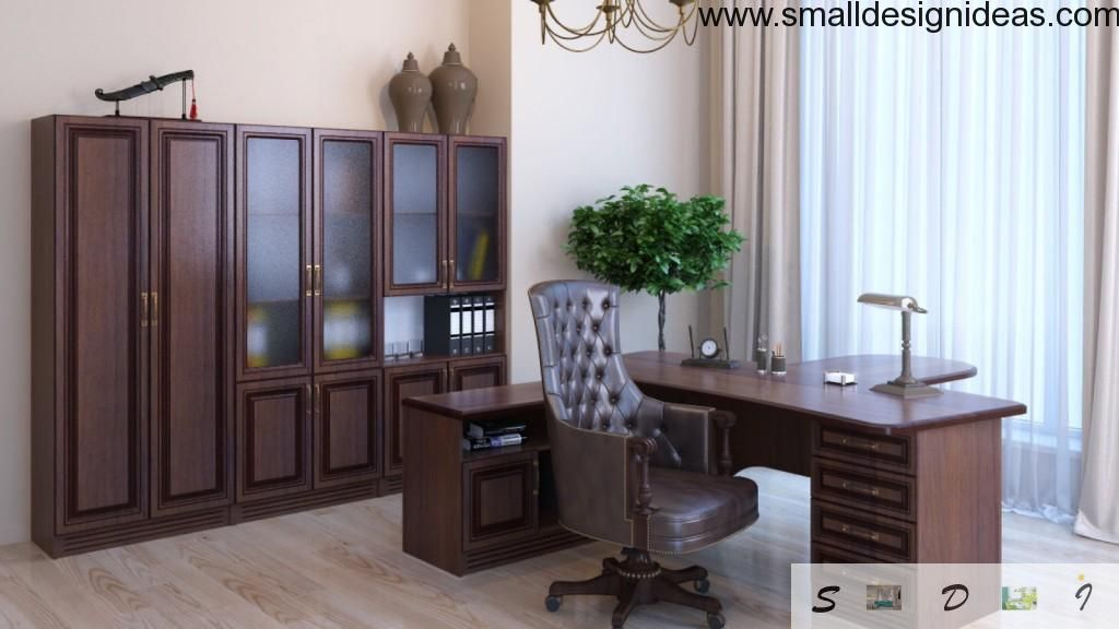 Furniture For Your Home Office. Modular Closet