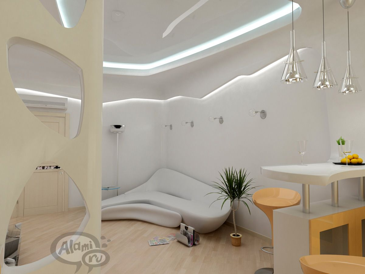 Futurism Interior Style Overview And Examples