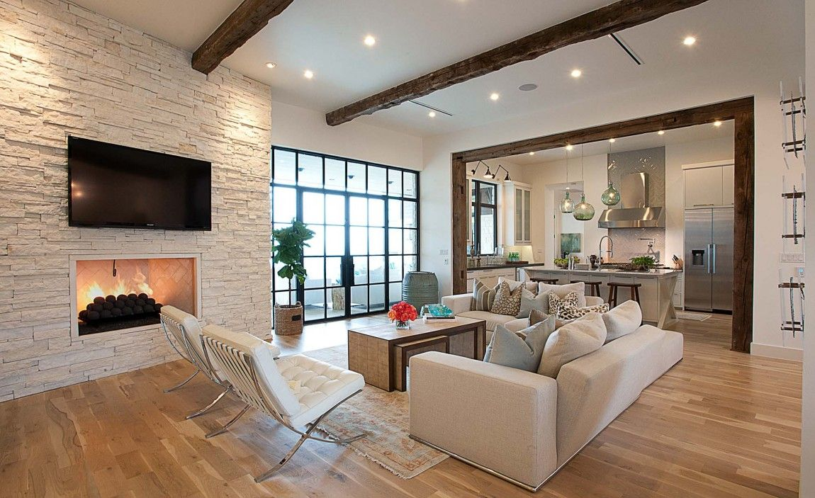Style Features Casual Interior Design Style