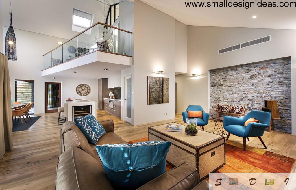 Hodie Cooper design of the suburban living