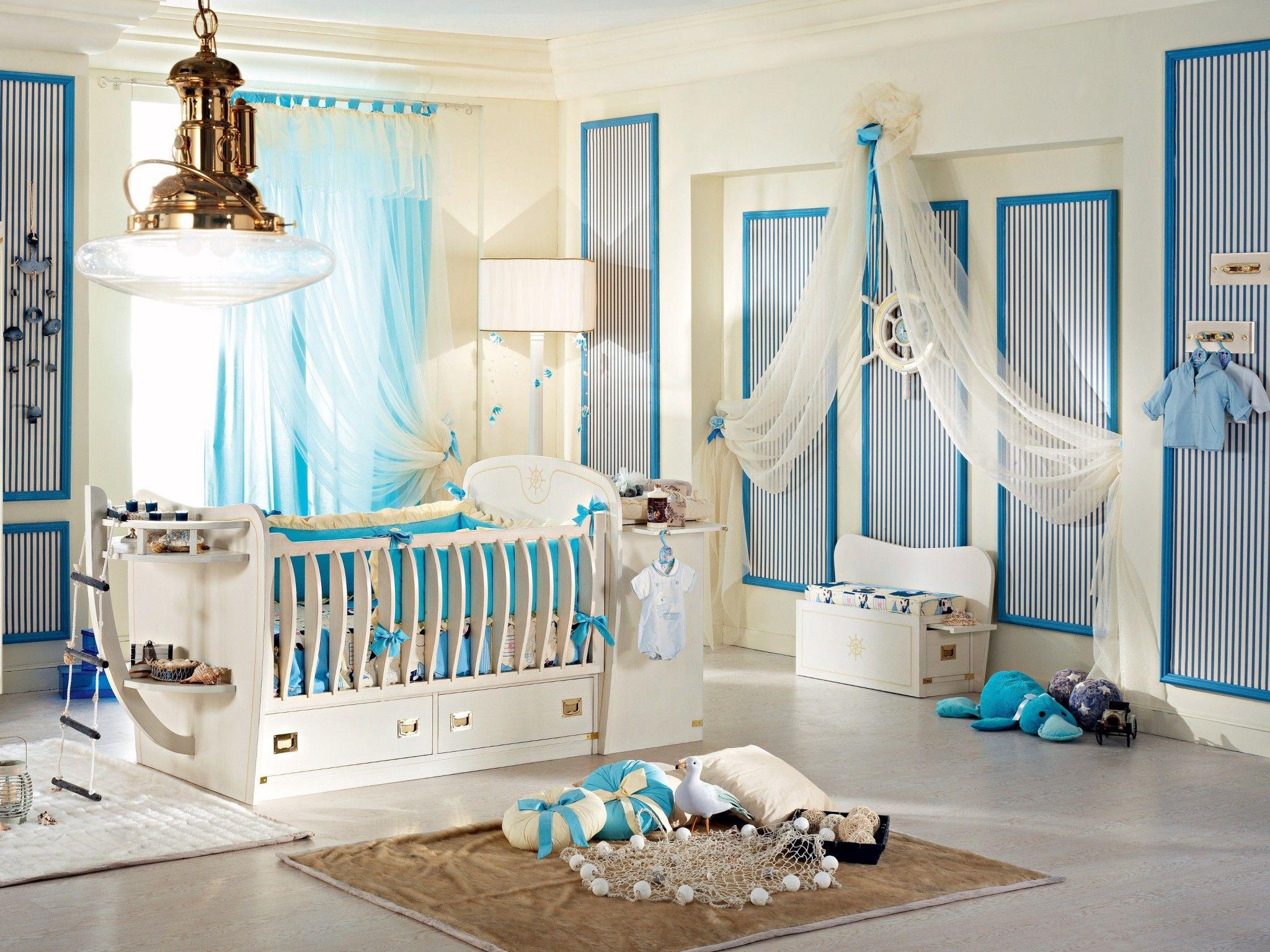 Perfect Child Room Marine Style
