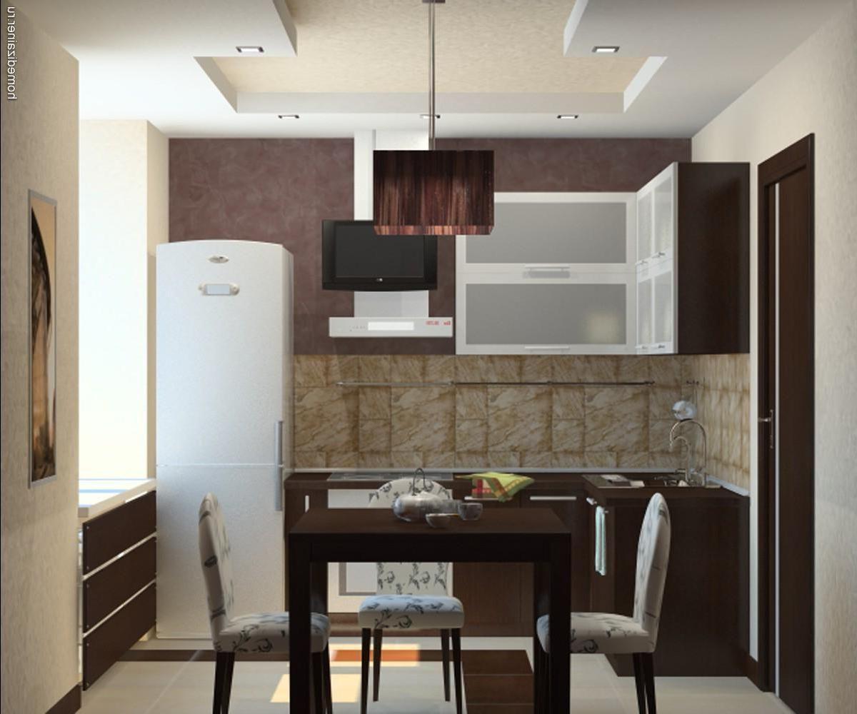 Очень маленькая кухня интерьер дизайн