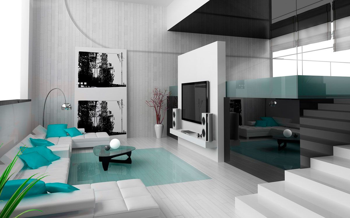 Best High Tech Home Design Contemporary Interior Design Ideas