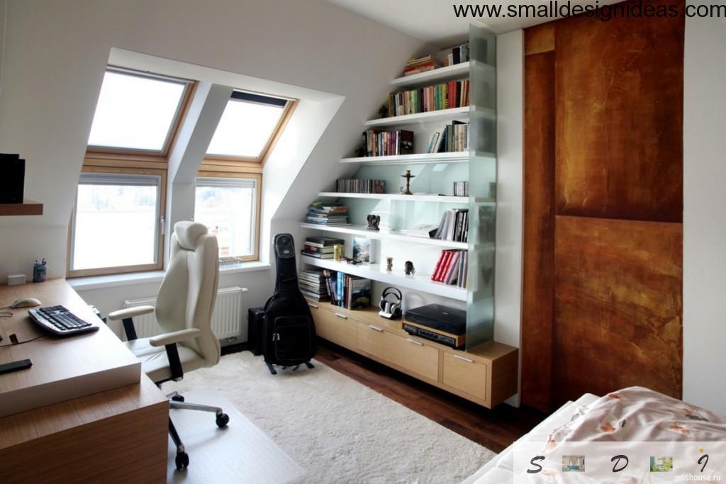 Study Room Fresh Design Ideas Art Nouveau