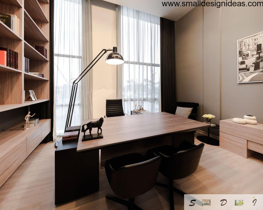 Study Room Fresh Design Ideas. Art Nouveau Style Of Different Countries