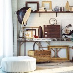 Vintage interior will perfectly fit even the photo studio