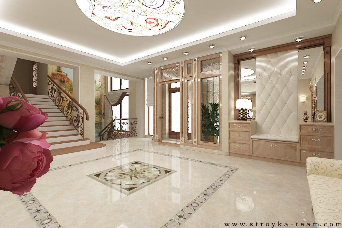 Красивый дизайн для холла