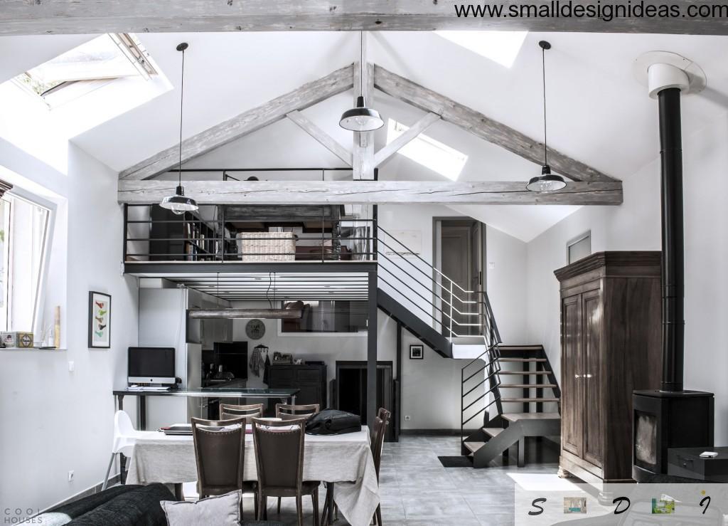 Small Design Ideas Loft Interior Design Style