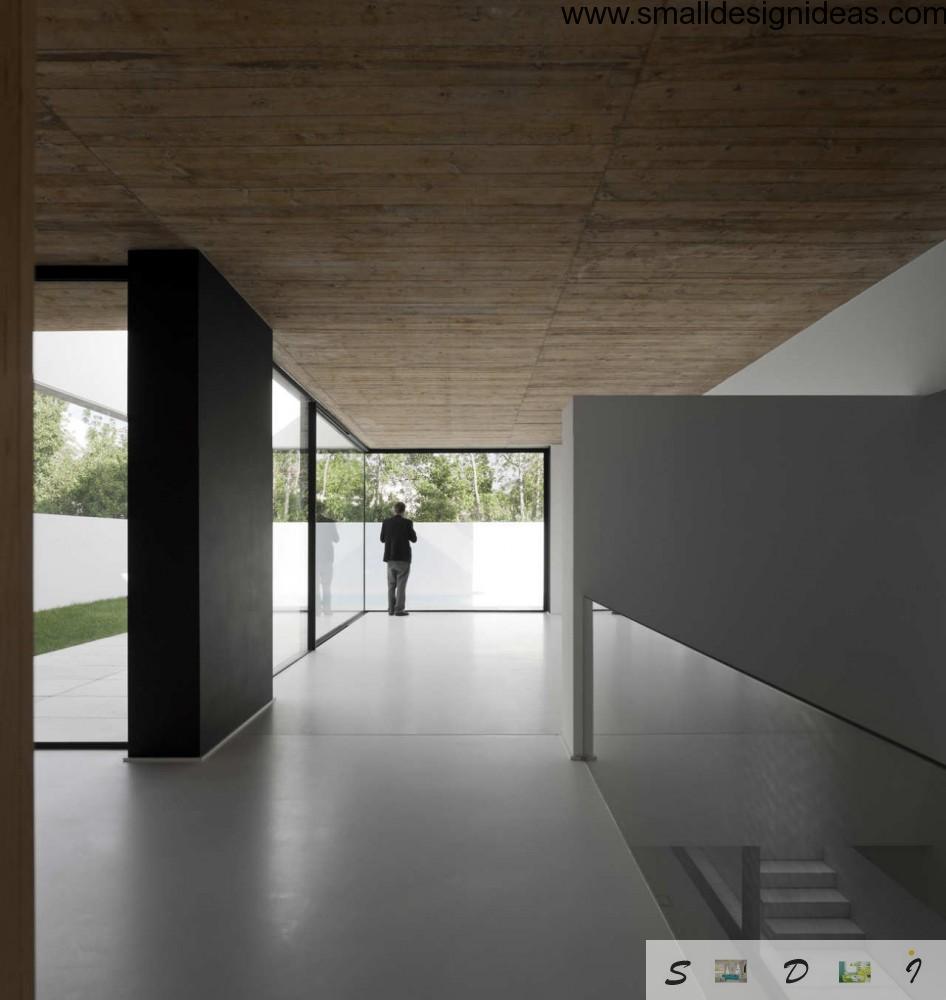 Minimalism interior design style for Minimalist cottage style