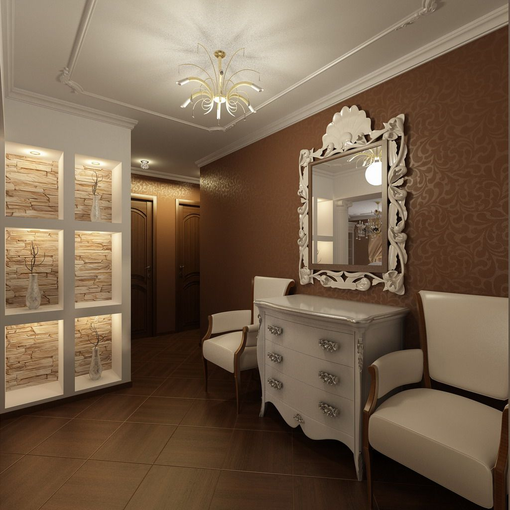 design classic lighting. design classic lighting hall room in the brown decoration of style r
