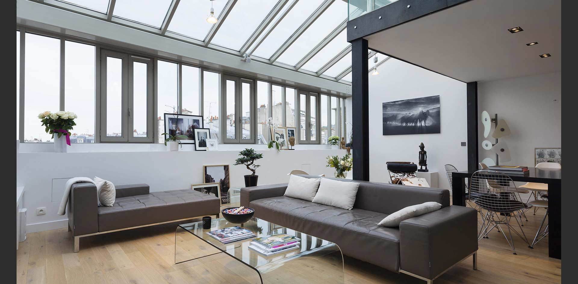 Small Design Ideas for Large Living Room
