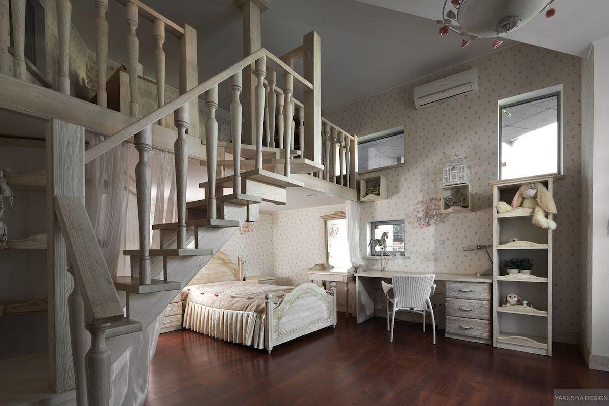 Provence interior design style - Small bedroom interior design ...