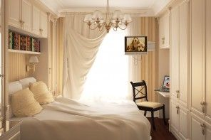 Small Design Ideas for Small Bedroom in nice pastel tones