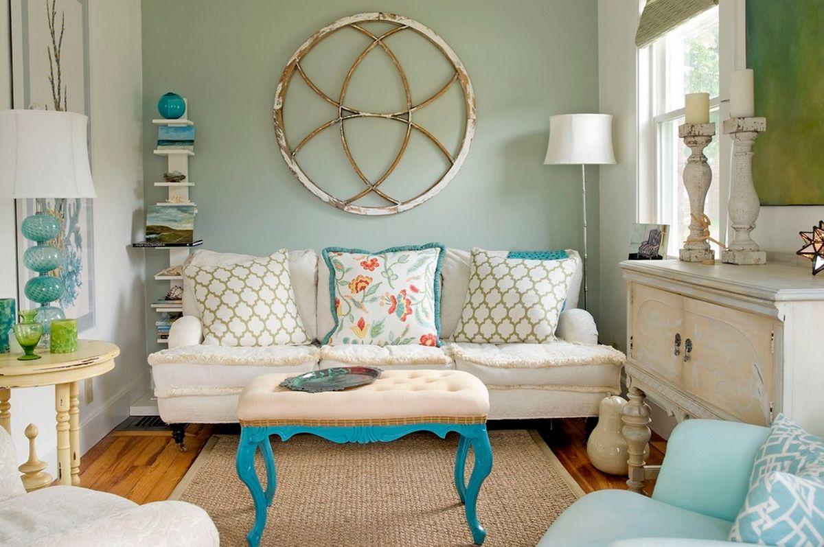 Small Design Ideas Vintage Interior Style