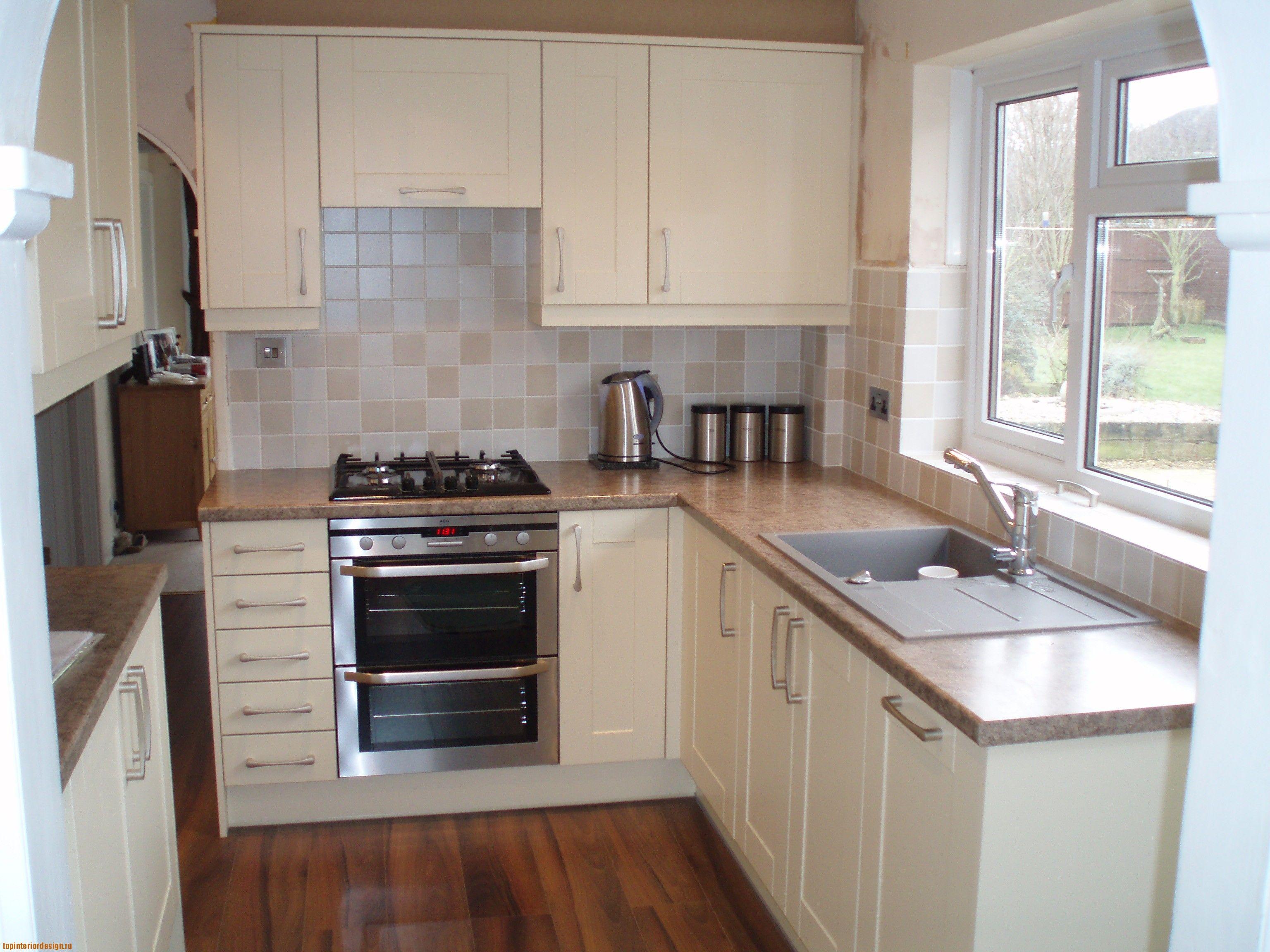 Small kitchen design ideas - Arranging a small kitchen ...