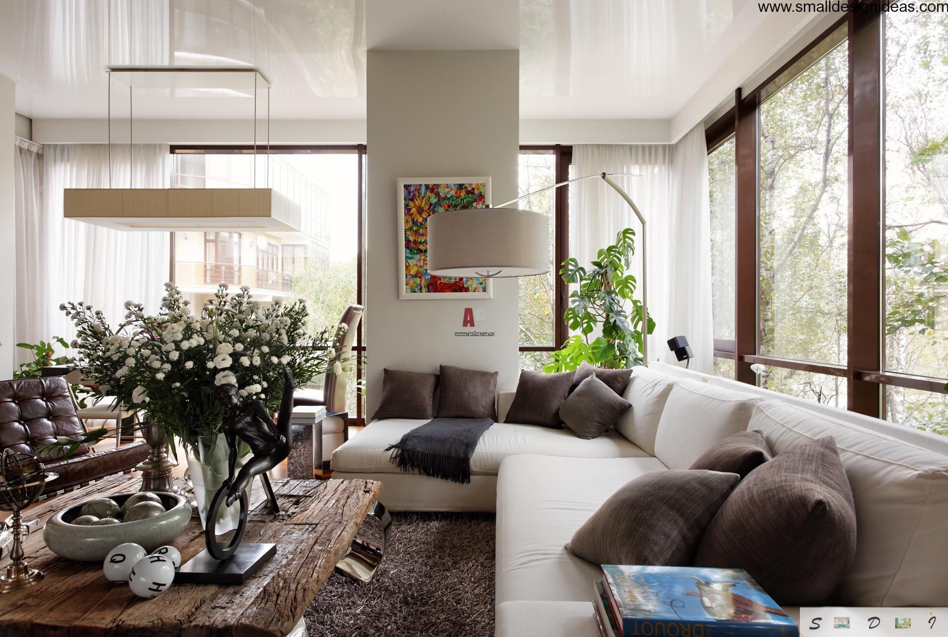 Interior design challenge eco home - Eco Design And Eclecticism In Modern Apartments Are Very Near To One Another
