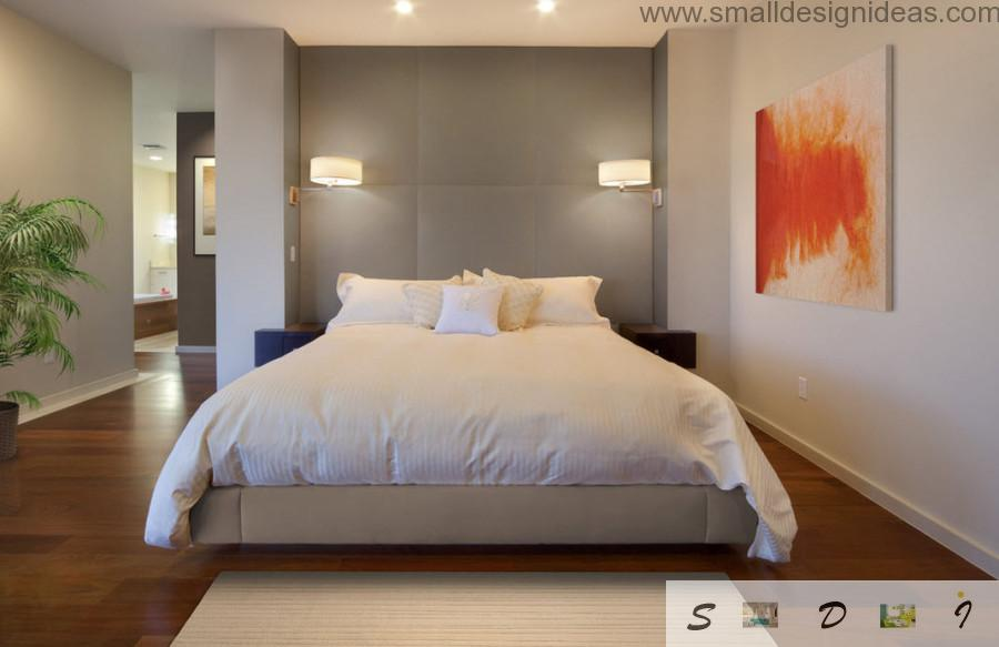 S-shape design in modern apartments lets diversify the interior