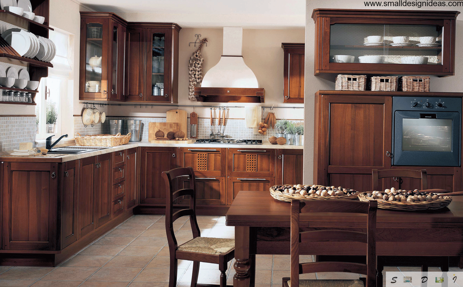 Ordinaire Italian Kitchen Style