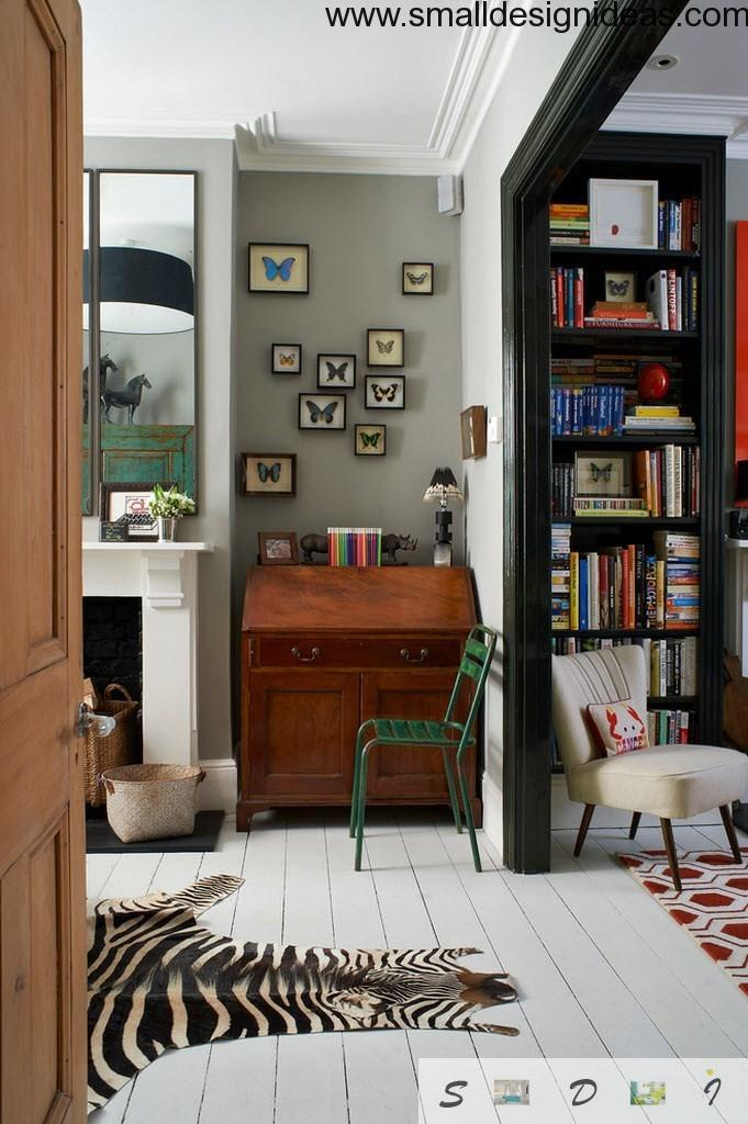 Small living room ideas for eclectic design
