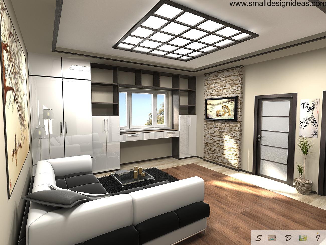 Japanese interior design style for Asian style interior design ideas