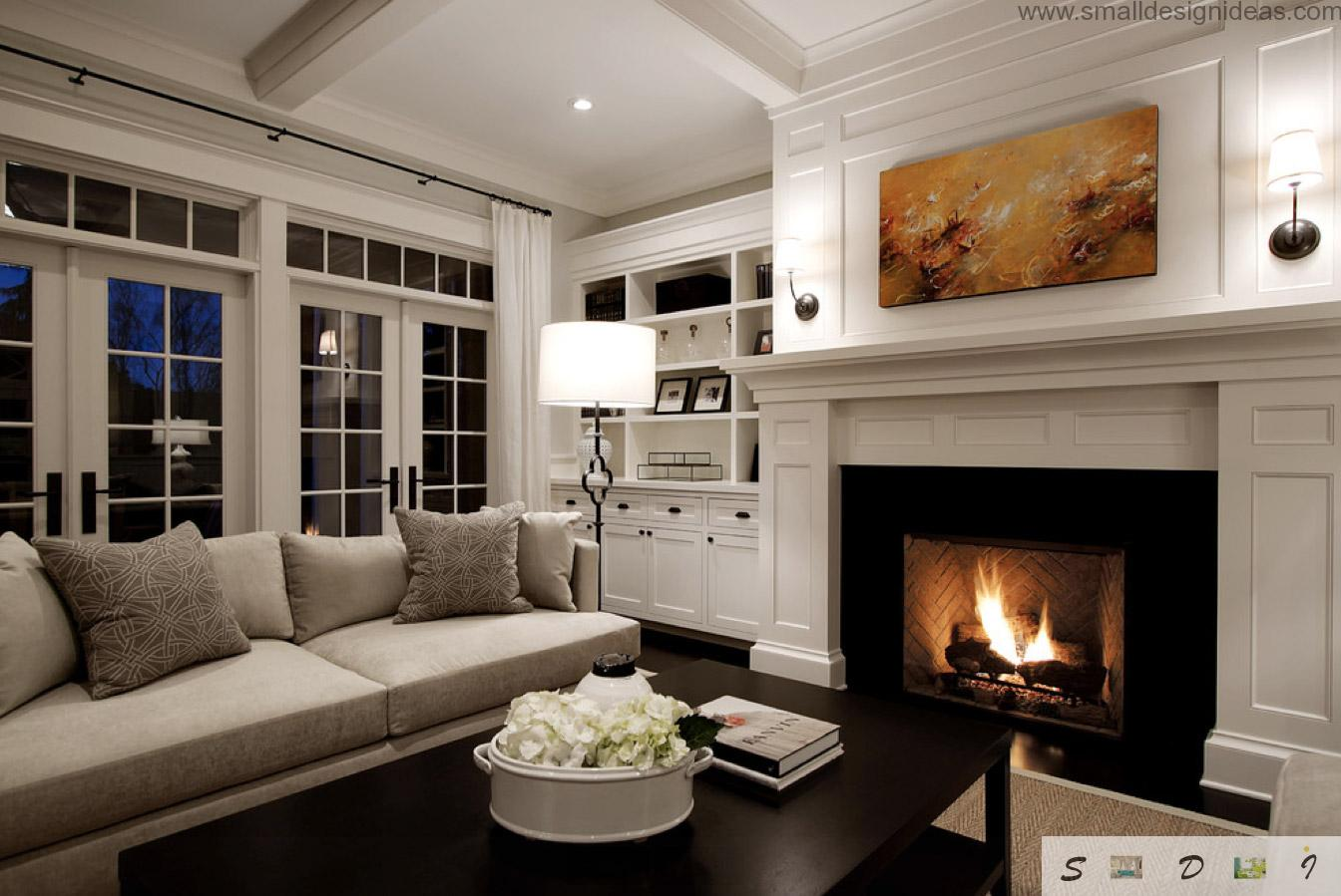 Classic Living Room Design Ideas