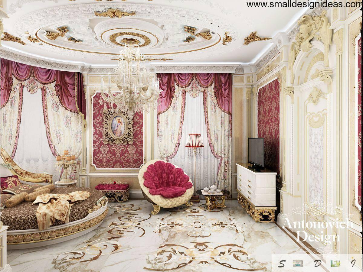 Elements Of Interior Design And Decoration rococo interior design style