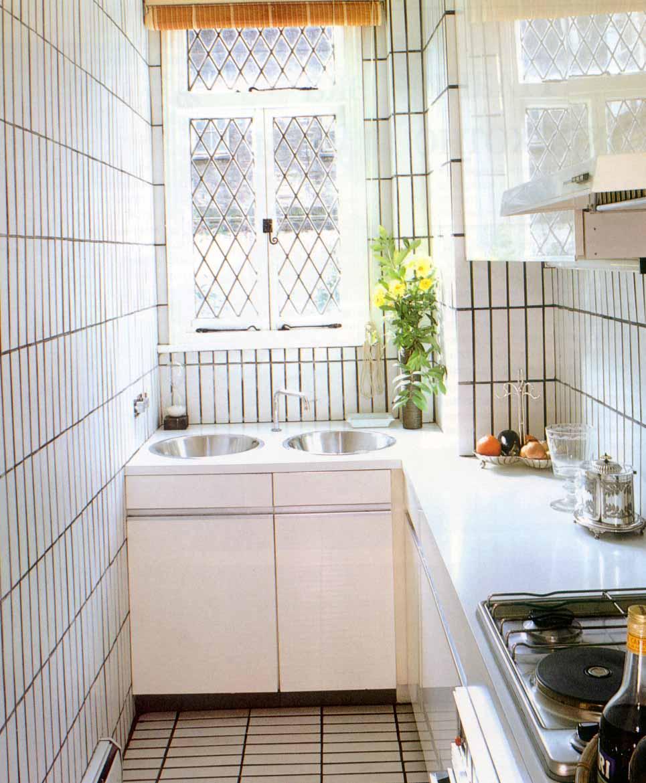 Small Kitchen Space Organizing Design Ideas - Small Design Ideas