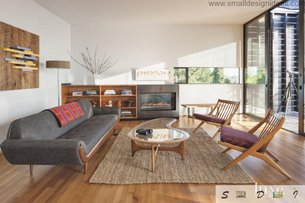 IKEA Furniture for Modern Apartment in the light and spacious countryside house lounge