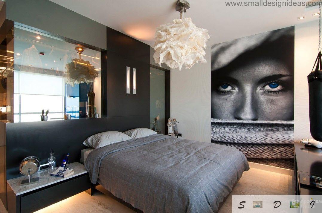 mens bedroom design ideas. Black Bedroom Furniture Sets. Home Design Ideas