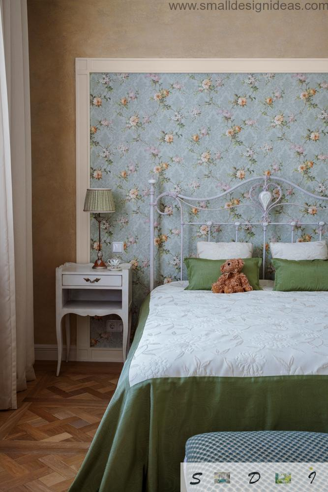 Children`s bedroom at the secnd floor of the classic decorated house