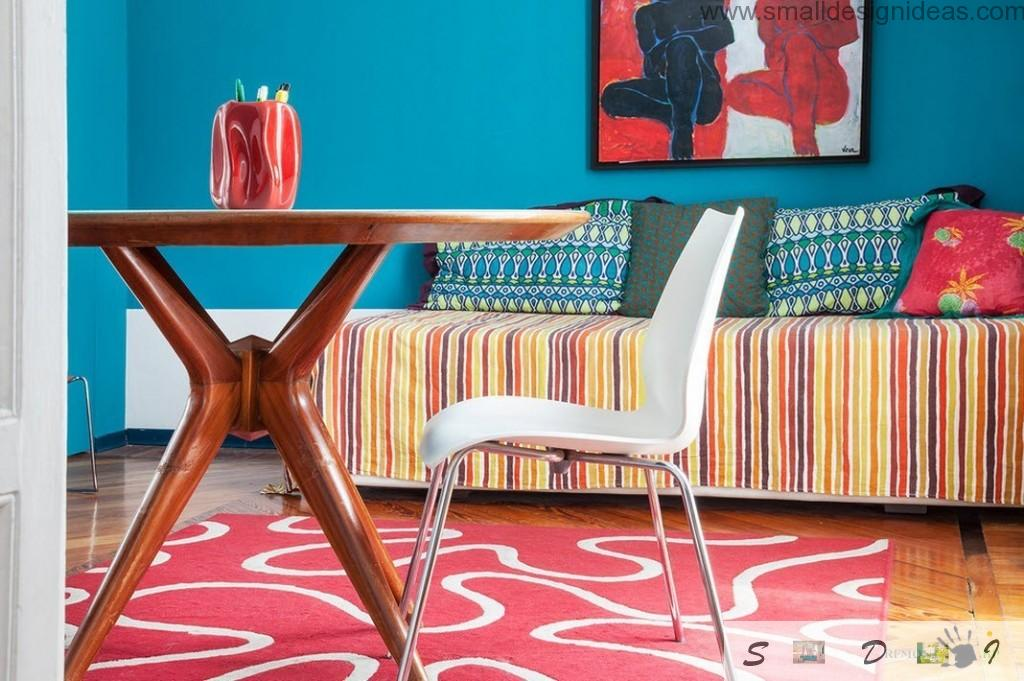 Milan Apartment Interior Decorating Ideas