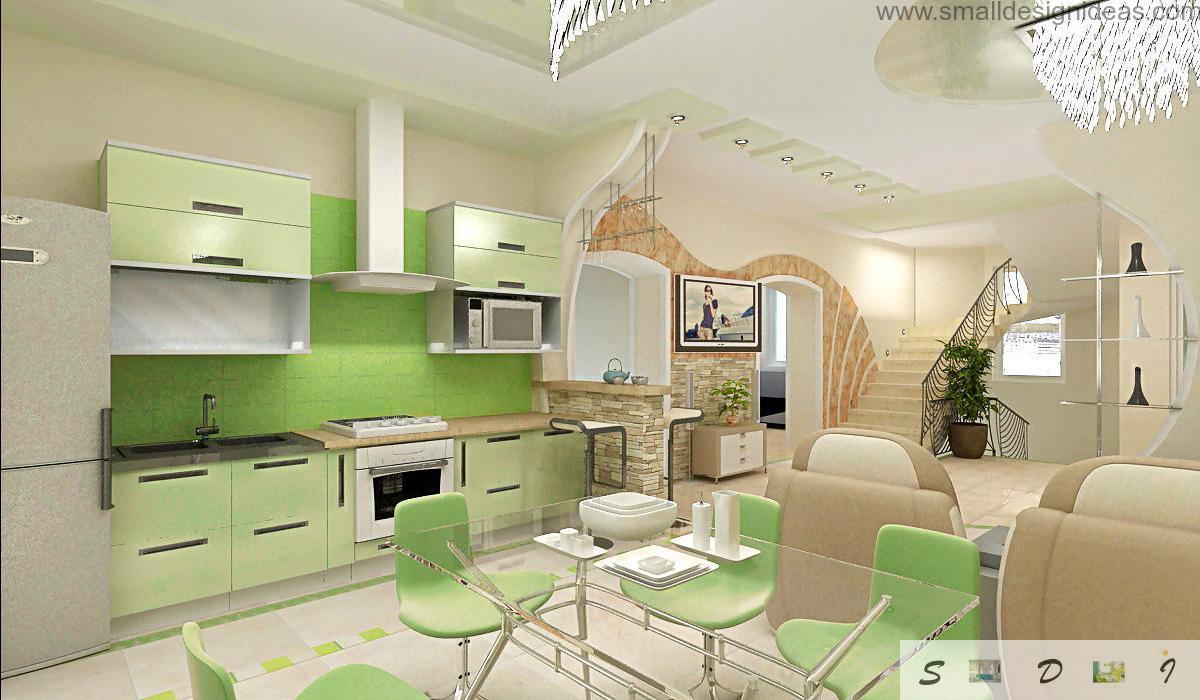 Private House Kitchen Design Ideas