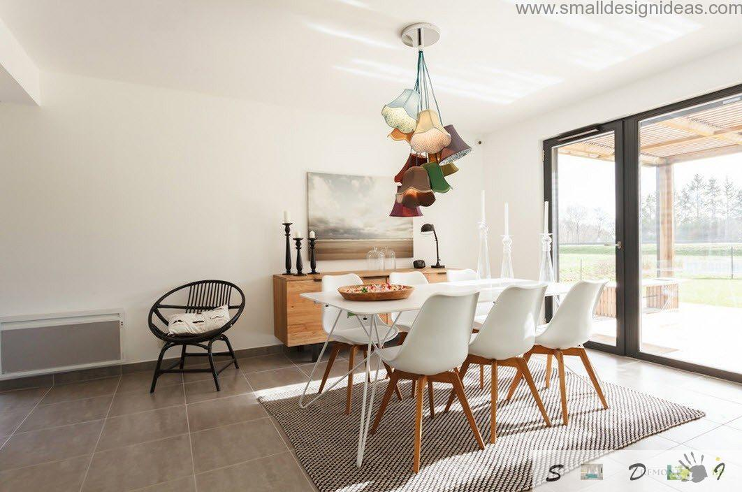 Modern Style Country House Interior Design