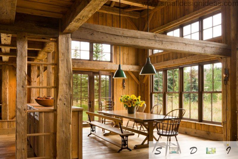 Country Style Furniture Design Ideas