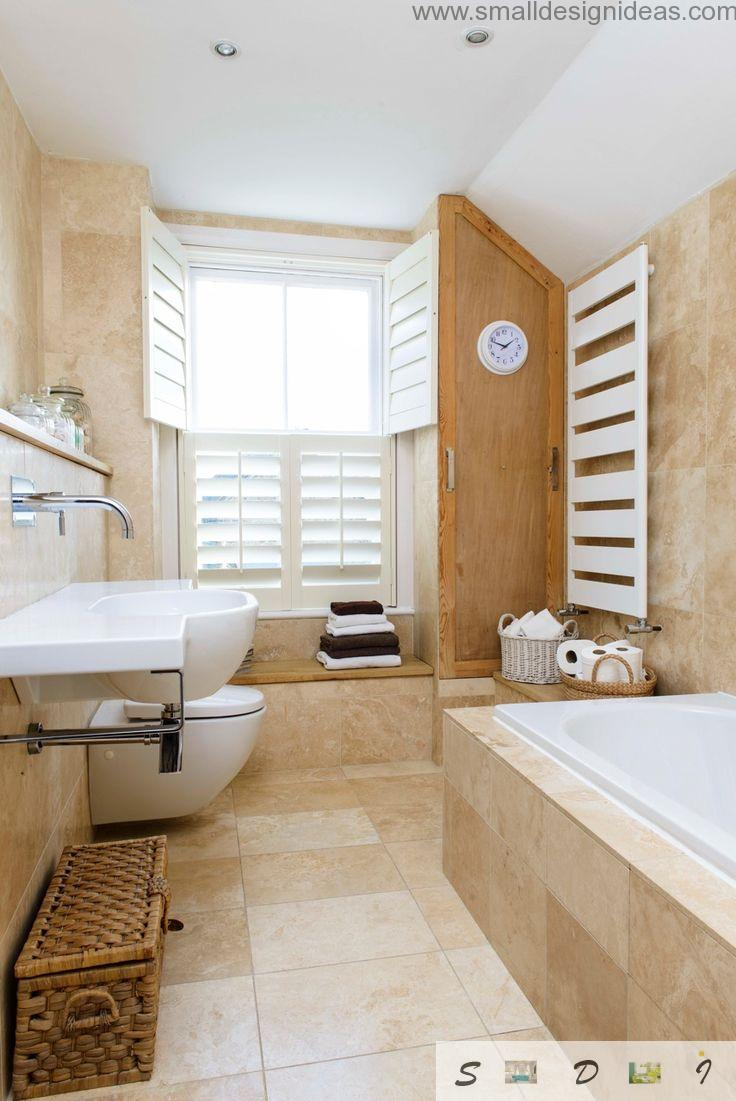 Extra Small Bathroom Design Ideas