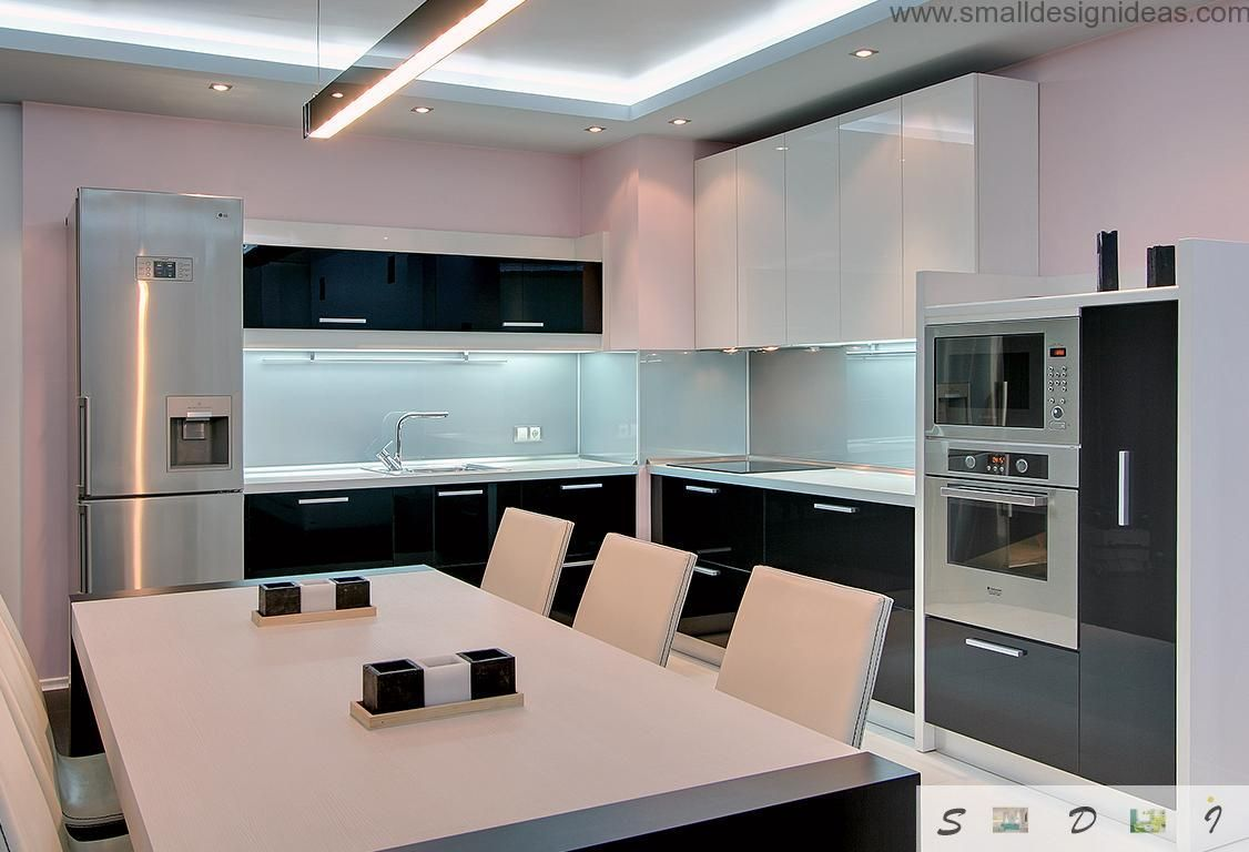 Kitchen Design 12 Square Meters.