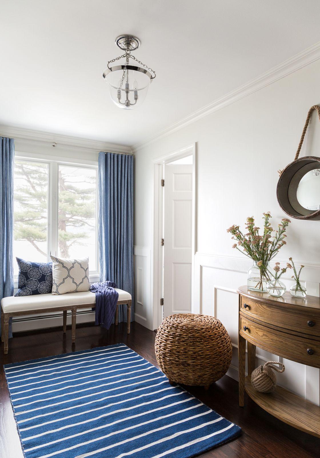 Marine Style House Interior Design