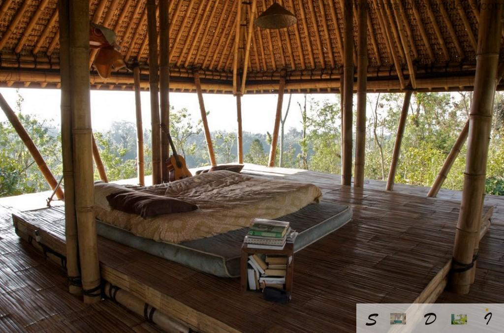Universal Tree House Designs Photos under the wooden roof