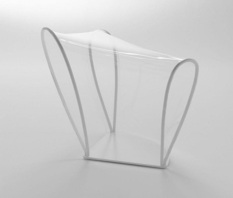 """Japanese design of the """"seatless"""" chair for any room in your apartment"""