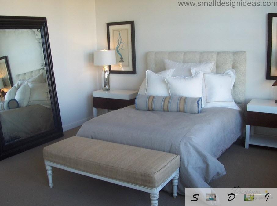 Simple design idea for the ProvSimple design idea for the Provence bedroomence bedroom